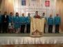 バンコクスリウォンロータリークラブの会長に就任、タイの地方支援活動に参加