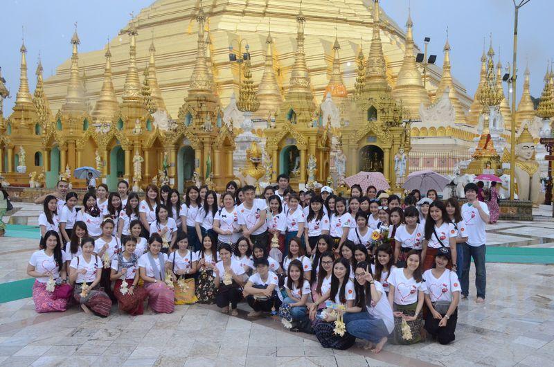 Personnel Consultant @ Shwedagon,Yangon