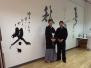 Japanism ライブ書道を開催しました